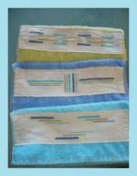 trilogie de serviettes