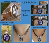 Les bijoux bleus