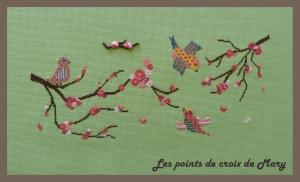 Cerisier montage