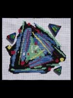 triangle et fimo
