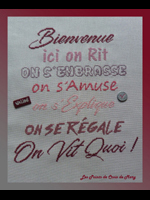 Ici on vit !